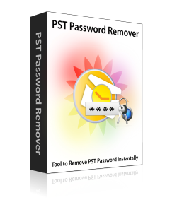 Recover Outlook PST Password